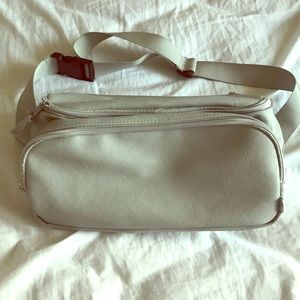 Urban Outfitters Gray Fanny Pack